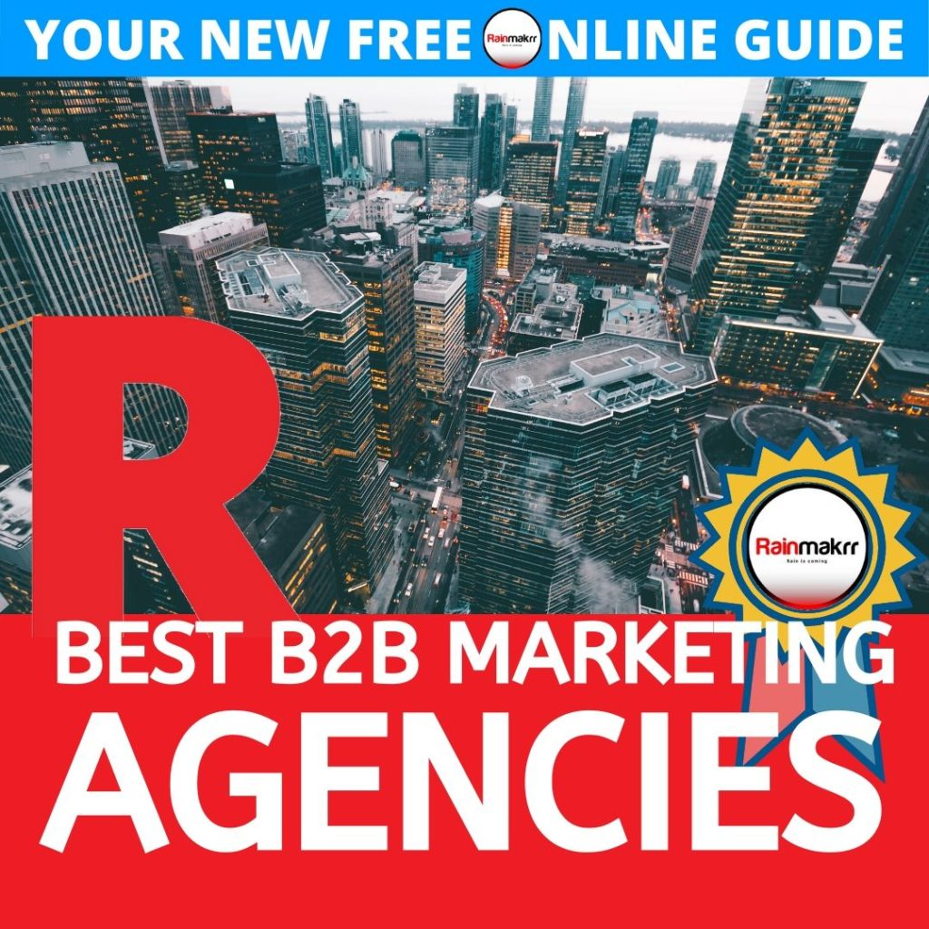 B2B Digital Marketing Agencies #1 BEST B2B MARKETING AGENCY LONDON 2020